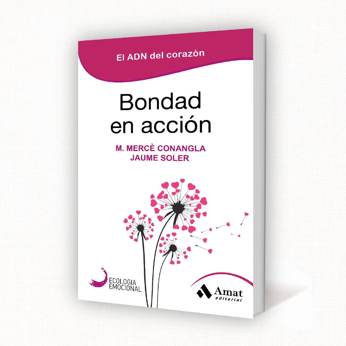 Presentació Llibre 'Bondat en Acció, L'ADN del Cor'. Mercè Conangla i Jaume Soler - Agenda - Social.cat