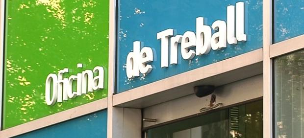 Catalunya ha tancat l 39 any amb menys aturats for Oficina de treball barcelona