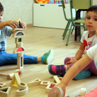 infants, jugar, guarderia
