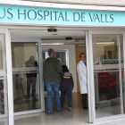 hospital, pius, valls, urgencies, saturació, col·lapse