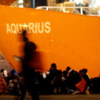 Aquarius, Colau, refugiats